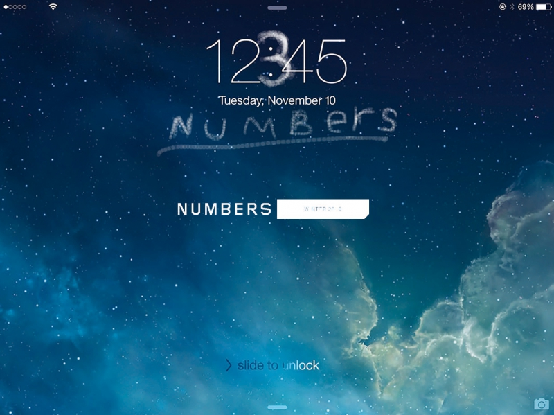 Numbers Edition1